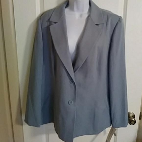 Alfred Dunner Jackets Coats Nwt Womens Dress Suit Coat Poshmark